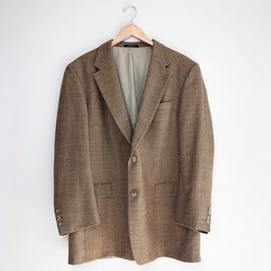 Hart Schaffner Marx Two Button Classic Fit Blazer